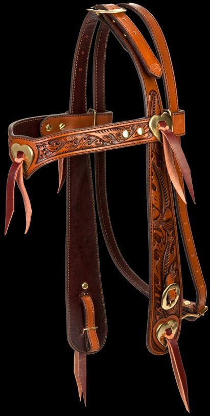Beautiful headstall you have to agree !    I'm thinking this would look particularly good on our Remedy.