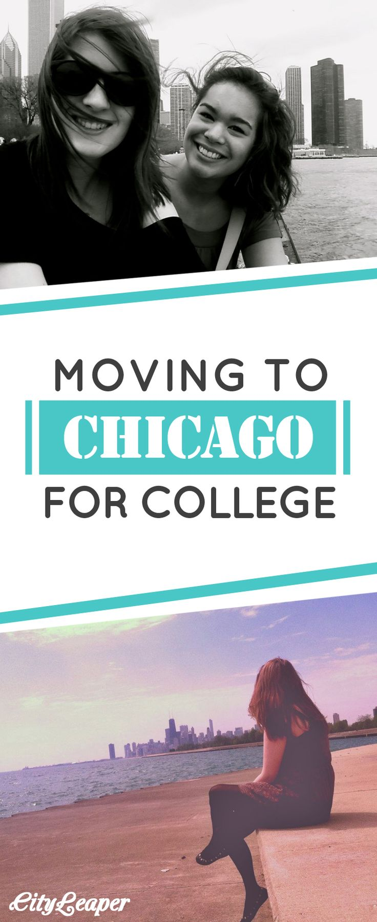 Melissa moved to Chicago to attend Columbia College. Here's her story of adjusting to dorm life, college parties, and attaining her Bachelors in Cinema Arts.
