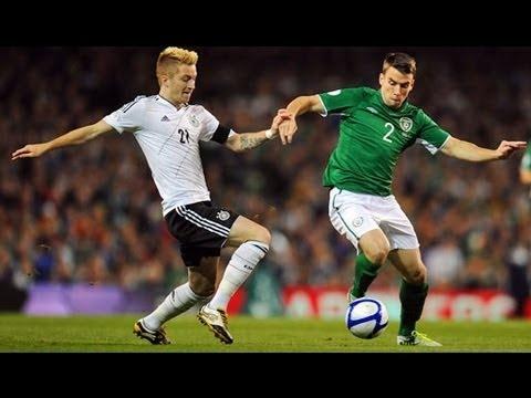 Länderspiel 2012  Irland-Deutschland 1:6