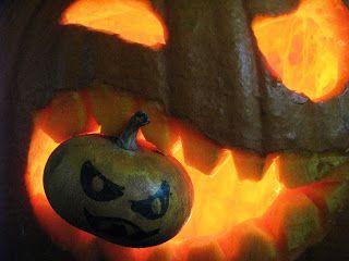 Ideas art for everyone, DIY - Joanna Wajdenfeld: Pumpkin in the lead role