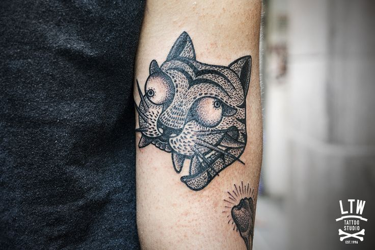#tigre #korean #ltw #ltwtattoo #tattoo #barcelona #apro lee