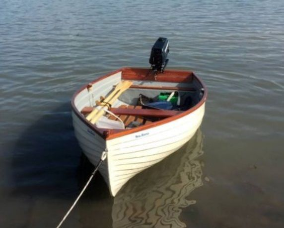 10ft clinker,tender,rowing boat,fishing boat besoke hand made in UK £70 delivery in Sporting Goods, Sailing, Dinghies/ Boats | eBay!