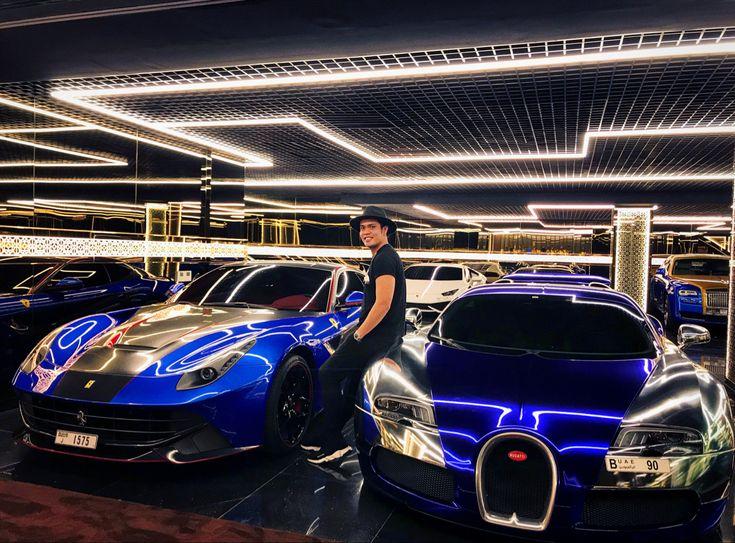Normando The Magician Car Collection Car Collection The Magicians Bugatti