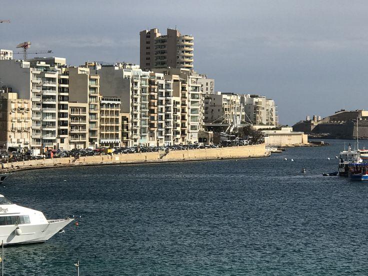 Silema Waterfront Malta