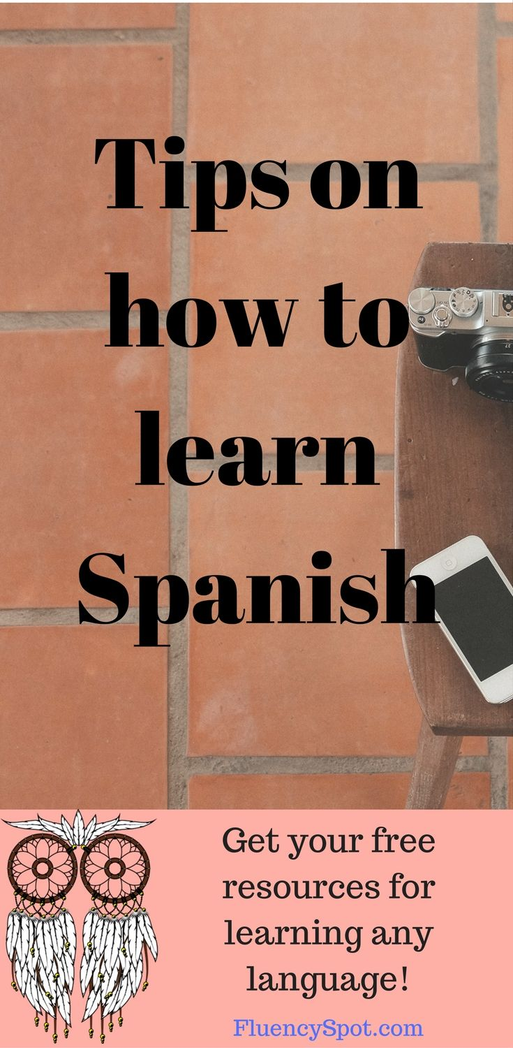 Expert Reveals How to Learn Spanish Fast in 2019