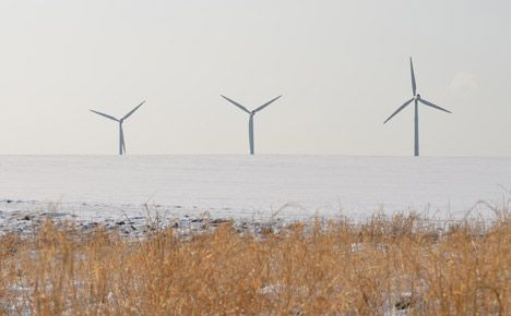 Denmark's energy use hits 42-year low