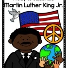 Martin Luther King Jr. Day  Lory's Page.blogspot  This file contains activities to fill your whole MLK Day and more!!Using literature books,  hands on activities and craftivities you and your kids...