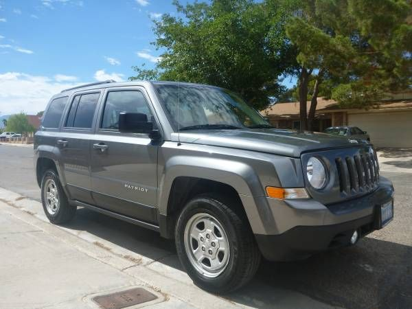 Used 2012 Jeep Patriot for Sale ($15,500) at Las Vegas, NV Contact: 702-493-0259  Car ID (57544)