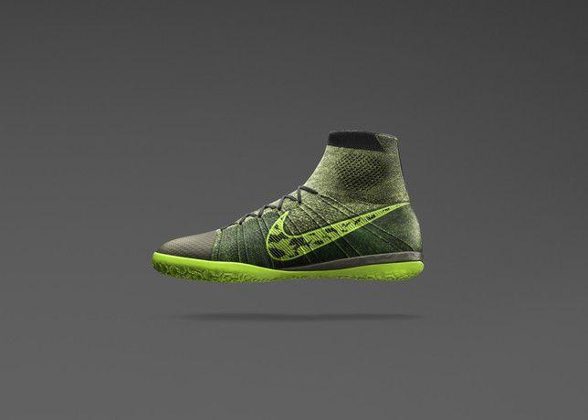 Cristiano Ronaldo inspira las nuevas botas Nike Elastico Superfly de Fútbol Sala