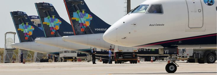 New Viracopos Airport Campinas,Brazil: Brazil's Azul mooted as frontrunner for TAP Portug...