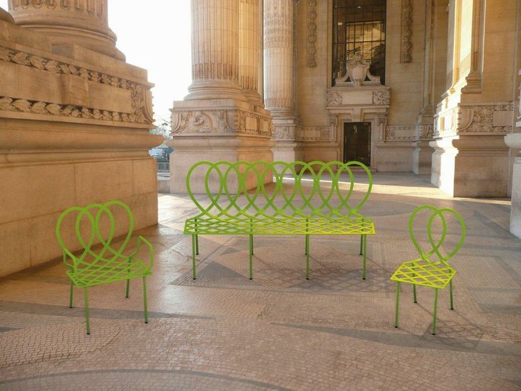 Pin by v ro b on home design furniture pinterest for Cannage chaise paris