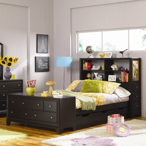Lea Midtown Storage Headboard Captain Bedroom Collection | Wayfair