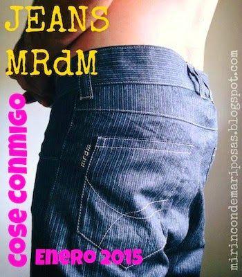 Día 2 CC jeans hombre: bolsillos de delante y bragueta