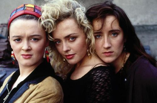 Bronagh Gallagher, Angeline Ball and Maria Doyle Kennedy