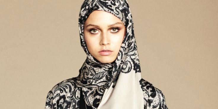 La marca italiana ha lanzado la primera colección exclusivamente para mujeres musulmanas. Han incluído el tradicional velo y las túnicas largas en colores