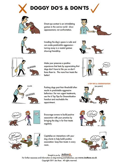 For Jez Rose: DOs and DON'Ts  posters helpful for kids