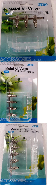 Details about ISTA METAL AQUARIUM GANG AIR CONTROL VALVE 3