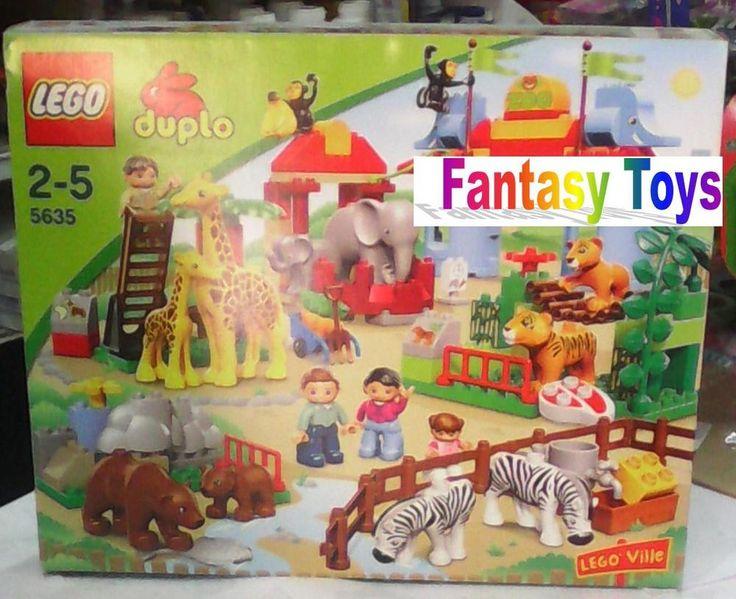 LEGO DUPLO IL GRANDE ZOO 5635