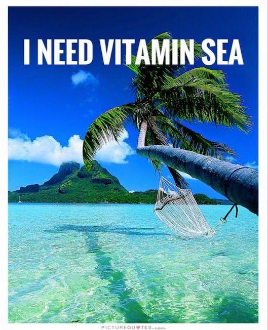 Somewhere beyond the sea, I found my Vitamin C!!!!! HAHAHHAHAHA