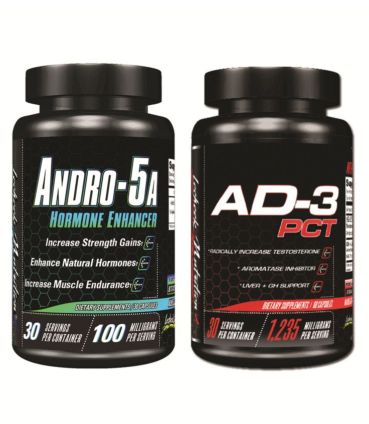 Lecheek Nutrition Andro-5A AD3 Stack - Muscle Building Stacks - Stacks