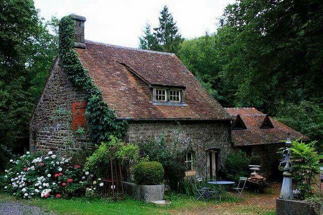 Les 192 meilleures images propos de maison sur pinterest for Photos cottages anglais