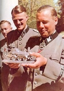 Fritz Witt (25 May 1908 – 14 June 1944) was a German Waffen-SS officer who served with the 1.SS-Panzergrenadier-Division Leibstandarte SS Adolf Hitler before taking command of the 12.SS-Panzer-Division Hitlerjugend. Witt was killed by an allied naval barrage in 1944.