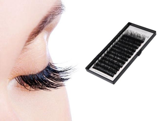 learn how to do lash extensions