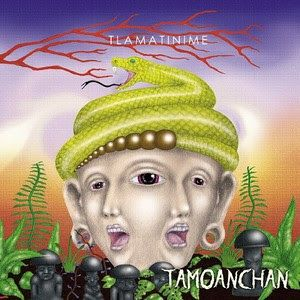BEHIND THE VEIL WEBZINE: TAMOANCHAN – Tlamatinime EP Review
