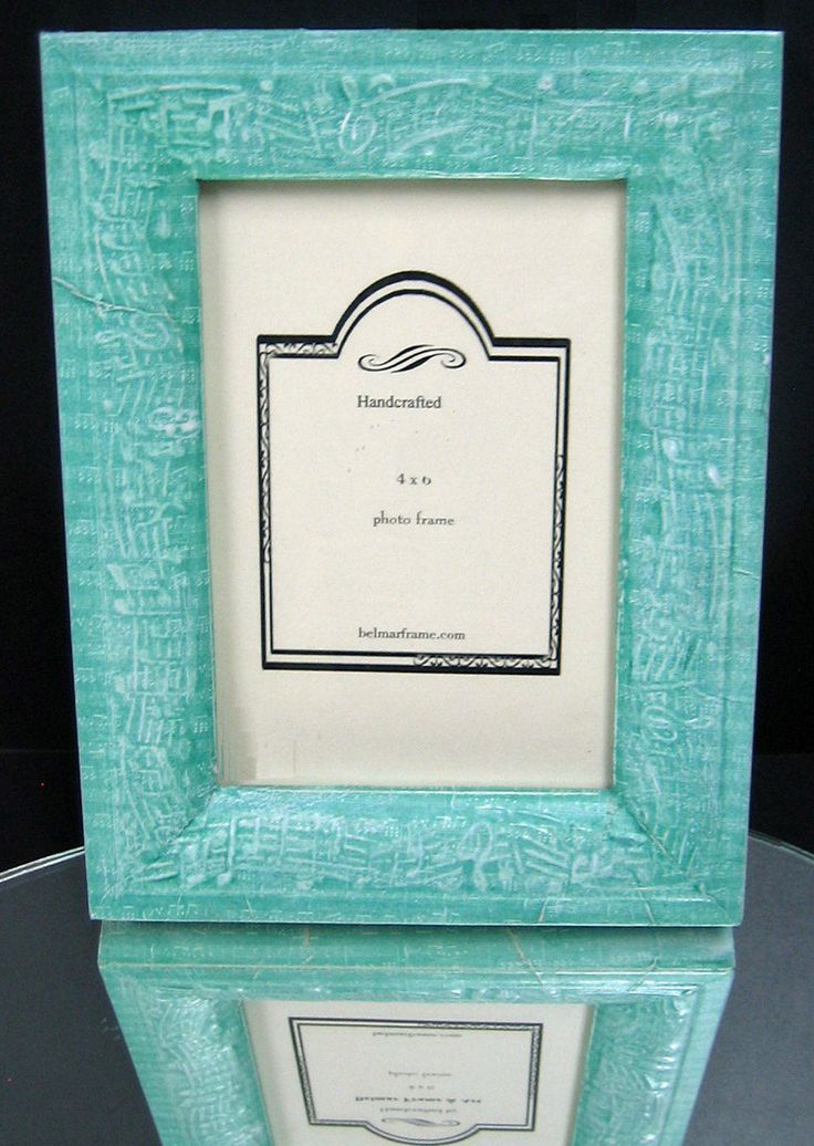 photo frame, handmade, musical notes, hand finished, 5x7, music lovers, green, melodic, horizontal-vertical, frames, musician, table frame by JNiewaldArts on Etsy