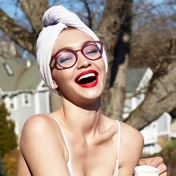 Gigi Hadid Daily — Gigi Hadid for Vogue Eyewear