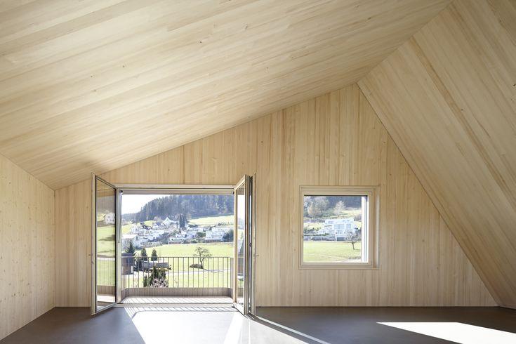 Gallery of Three-Family Home / Pool Architekten - 5