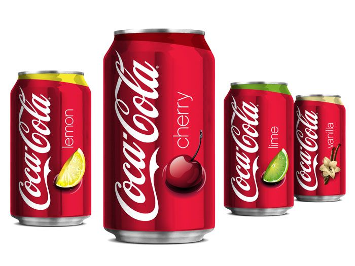 Finally Coke is getting come good packaging ideas. Lookin' classy.