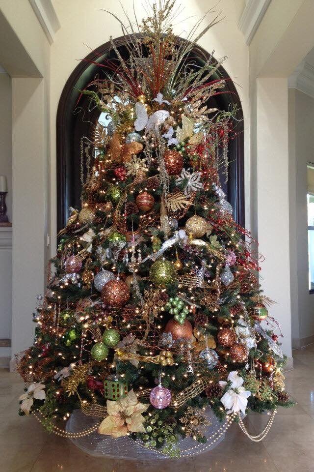Christmas Gift Www Amazon Com Decor In 2020 Cool Christmas Trees Green Christmas Tree Christmas Tree
