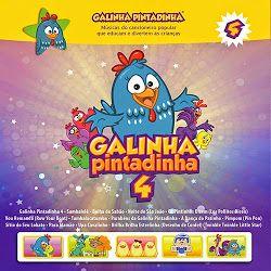 CD Galinha Pintadinha 4 (2014)