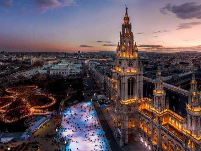 25 самых фотографируемых городов мира (125 фото)