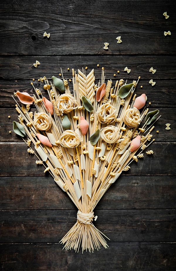 WE LOVE FOOD. by Marion Luttenberger, via Behance