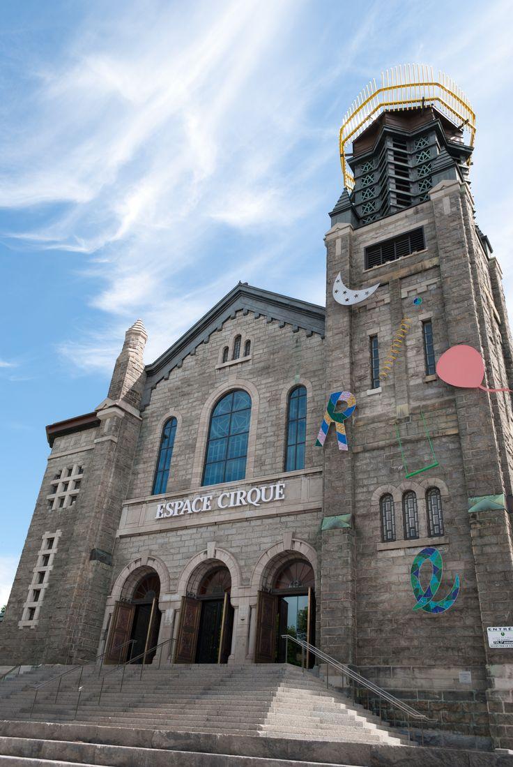 Le cirque de Quebec