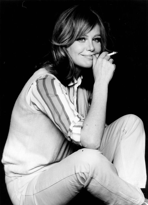 Hildegard Knef (December 28, 1925 - February 1, 2002) German actrice, author, singer