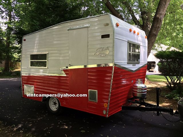 1971 Shasta Compact For Sale