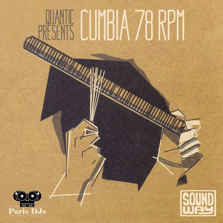 #388 Quantic - Cumbia 78 RPM Mix