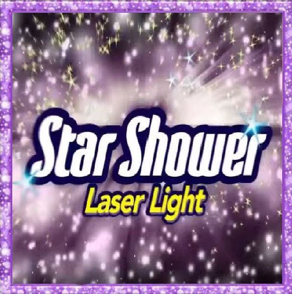 Star Shower Laser Light $34.11  Please visit our online store to buy, more details & other products.