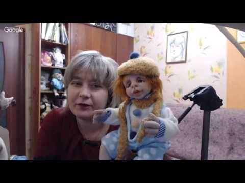 "МК ""Новогодний олень"". Автор:  Наталья Кулебакина - YouTube"