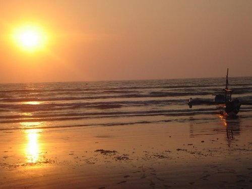 Ujung Genteng Beach.