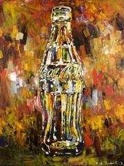 Coke Bottle 2 by Steve Penley