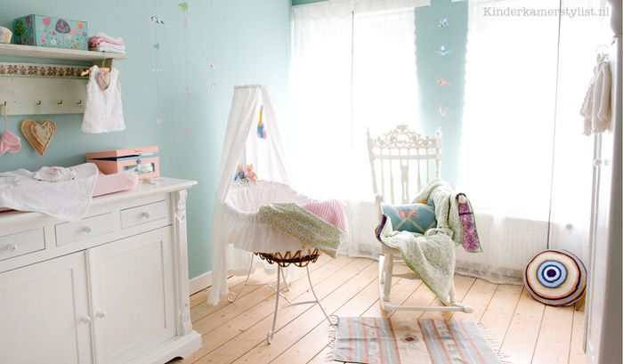 17 beste idee n over zeegroene slaapkamers op pinterest strand hoofdeinde shabby chic - Shabby chique kamer ...