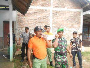 Tiga Pilar Desa Mendak Gelar Simulasi Penanganan Bencana Alam dan Korban Bencana Alam