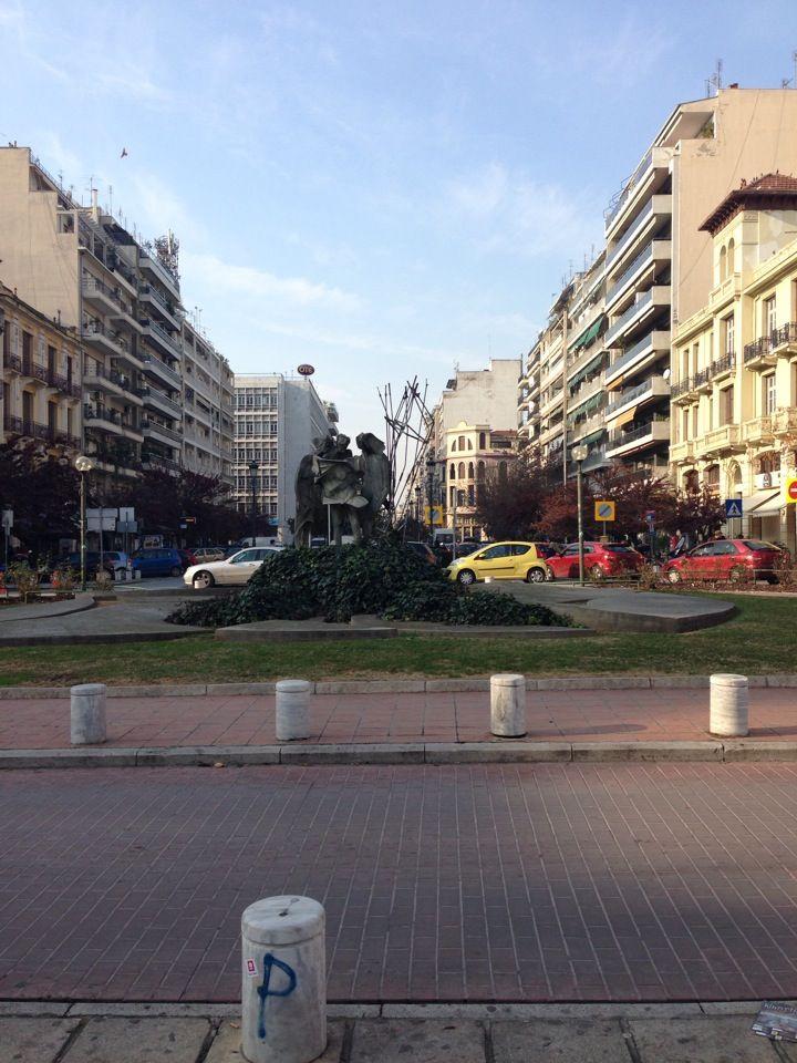 Πλατεία Αγίας Σοφίας (Aghia Sofia Square)