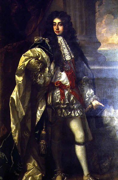 Henry FitzRoy,1st Duke of Grafton.28 сент.1663, Уайтхолльский дворец, Лондон-9 окт.1690,Корк, Ирландия) англ.гос.и воен. деятель,незаконнорожд. сын Карла II Стюарта и Барбары Вильерс.В авг. 1672 женился на Изабелле, дочери и наследнице Генри Беннета,1-го графа Арлингтона.Их сыном был Чарльз ФицРой, 2-й герцог Графтон.Диана,принцесса Уэльская была его потомком. http://www.eustonhall.co.uk