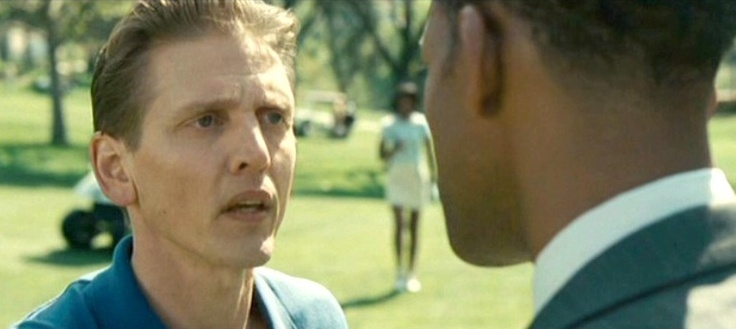 Barry Pepper & Will Smith in Seven Punds