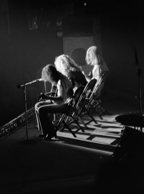 Led Zeppelin : September 9, 1971, Hampton Coliseum, Hampton, Virginia